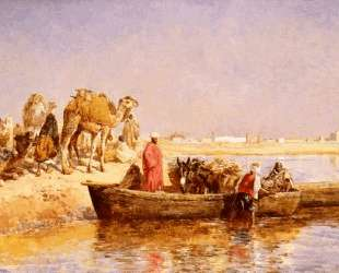 Along The Nile — Эдвин Лорд Уикс