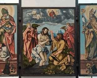 Алтарь Святого Иоанна Крестителя — Ханс Бальдунг