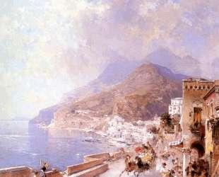 Amalfi — Франц Рихард Унтербергер