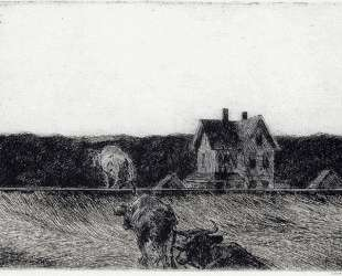 American Landscape — Эдвард Хоппер