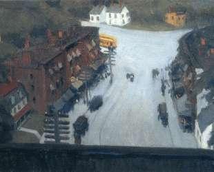 American Village — Эдвард Хоппер