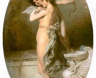 Amor and Psyche — Генрих Семирадский