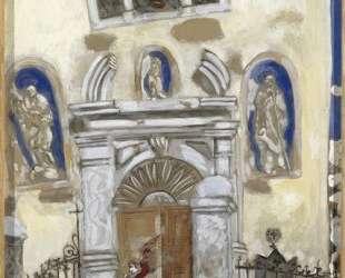 Ангел художник — Марк Шагал