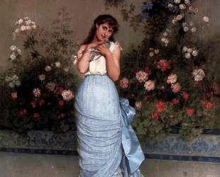 An Elegant Beauty — Огюст Тульмуш