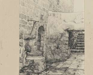 An Old Cistern — Джеймс Тиссо