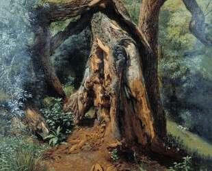 An old tree — Лев Лагорио
