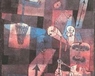 Analysis of diverse perversities — Пауль Клее