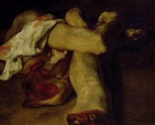 Anatomical Pieces — Теодор Жерико