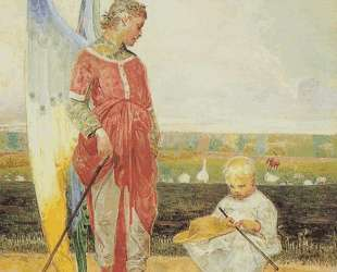 Angel and the LIttle Shepherd Boy — Яцек Мальчевский
