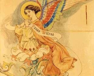 Angel II — Ян Матейко