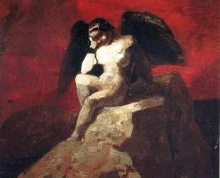 Angel in Chains — Одилон Редон