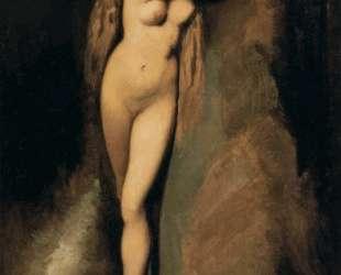 Анжелика у скалы — Жорж Сёра