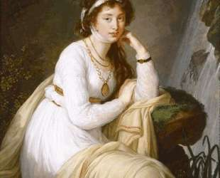 Anna Ivanovna Tolstaya — Элизабет Луиза Виже-Лебрен