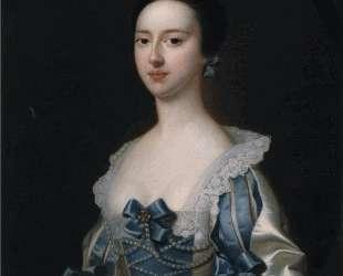 Anne Bateman, later Mrs. John Gisbourne — Джозеф Райт