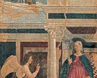 Благовещение — Пьеро делла Франческа