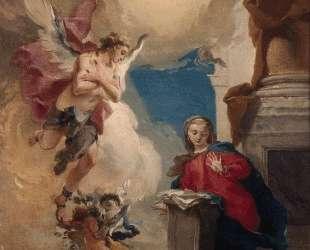 Annunciation — Джованни Баттиста Тьеполо