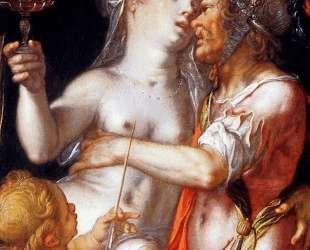 Aphrodite Ares and Eros Sun — Йоахим Эйтевал