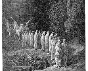 Апокалиптическое шествие — Гюстав Доре