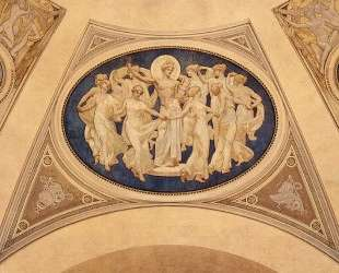 Apollo and the Muses — Джон Сингер Сарджент