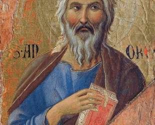 Apostle Andrew — Дуччо