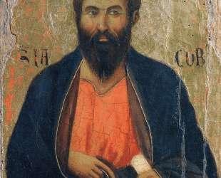 Apostle Jacob — Дуччо