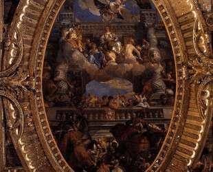 Apotheosis of Venice — Паоло Веронезе