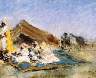 Arab Encampment — Жан-Леон Жером