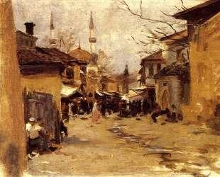 Arab Street Scene — Джон Сингер Сарджент