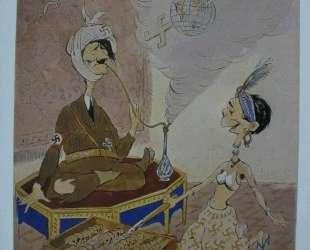 Арапские сказки немецкого верховного командования или тысяча и одна ложь — Кукрыниксы