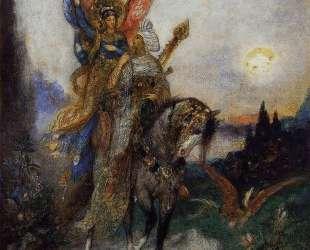 Arabian Poet (Persian) — Гюстав Моро