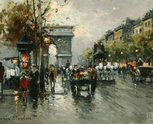 Arc de Triomphe — Антуан Бланшар