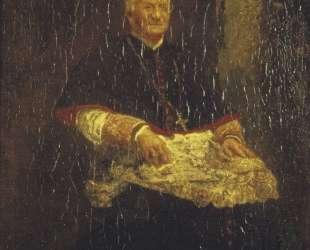 Archbishop James Frederick Wood — Томас Икинс