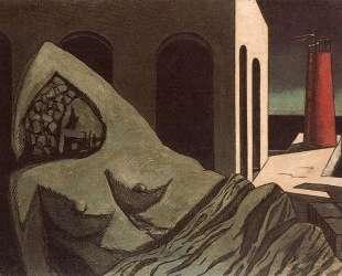 Ариана, молчаливая статуя — Джорджо де Кирико