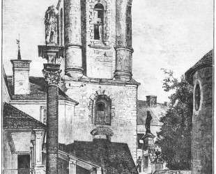 Armenian Cathedral — Ян Матейко