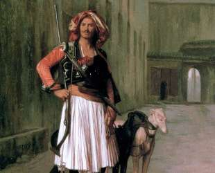 Arnaut of Cairo — Жан-Леон Жером