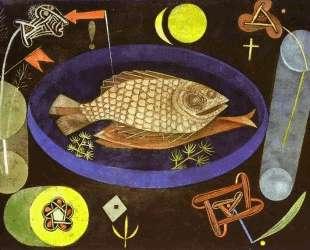 Aroundfish — Пауль Клее