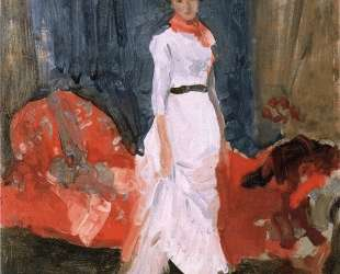 Arrangement in Pink, Red and Purple — Джеймс Эббот Макнил Уистлер