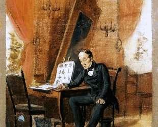 Учитель рисования — Василий Перов