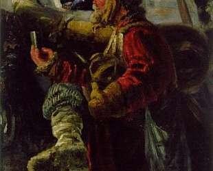 Пушкарь — Николай Рерих