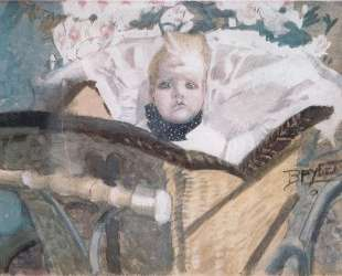 Artist's son — Михаил Врубель