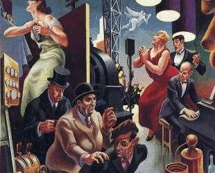 Arts of the City — Томас Гарт Бентон