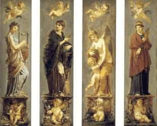 Arts, Wealth, Pleasure and Philosophy — Пьер Поль Прюдон