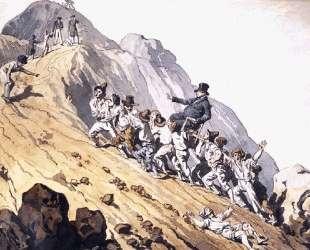 Вознесение барона Шилинга — Карл Брюллов