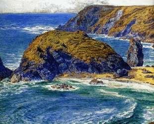 Asparagus Island — Уильям Холман Хант