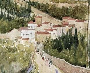 Assisi — Морис Прендергаст