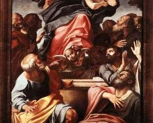 Assumption of the Virgin Mary — Аннибале Карраччи