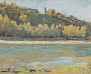 At the Jonction — Фердинанд Ходлер