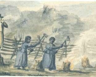 At the plantation — Павел Свиньин