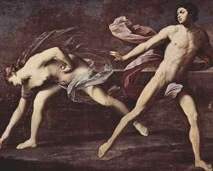 Atalanta and Hippomenes — Гвидо Рени