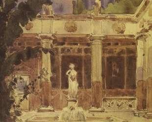 Атриум — Василий Поленов